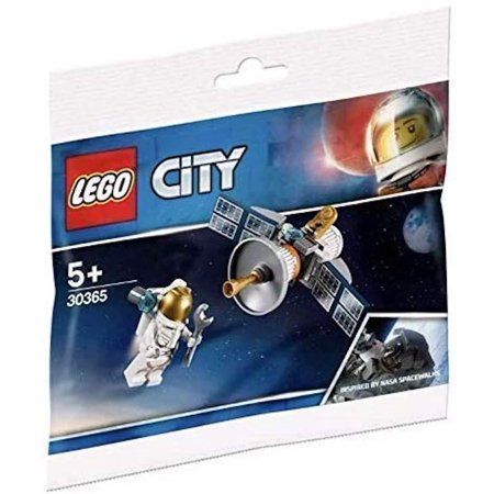 LEGO City Space Satellite