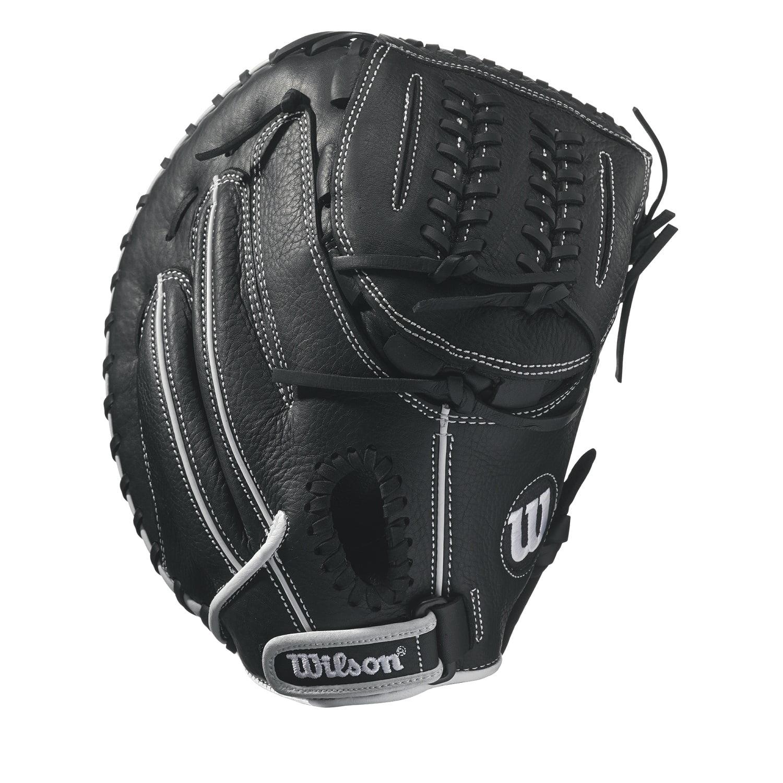 Wilson Onyx Fastpitch Softball 33in Catchers Mitt-RH by Wilson
