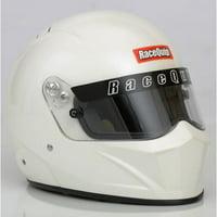 RaceQuip 283117 Gloss White XX-Large VESTA15 Full Face Helmet (Snell SA-2015