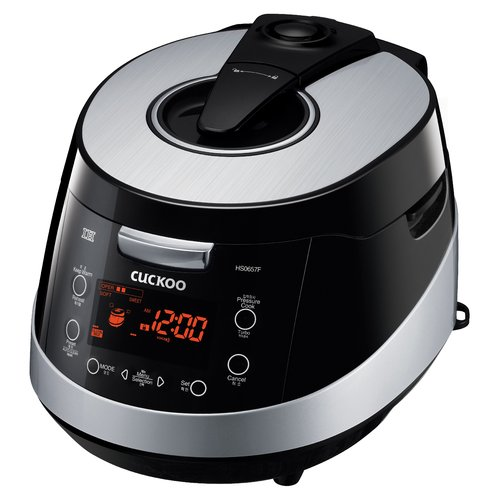 Cuckoo Electronics 6-Cup IH Pressure Rice Cooker