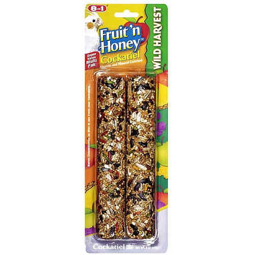 Wild Harvest:  Fruit 'n Honey Bars, 8 Oz
