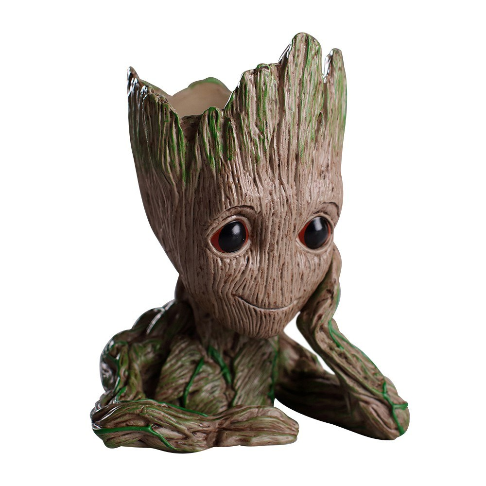 """1x Guardians Of The Galaxy Mini Dancing Groot PVC Action Figure 5/""""//12CM Kid Toy"""