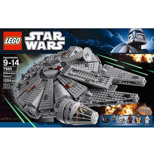 LEGO Star Wars Millennium Falcon - Walmart.com