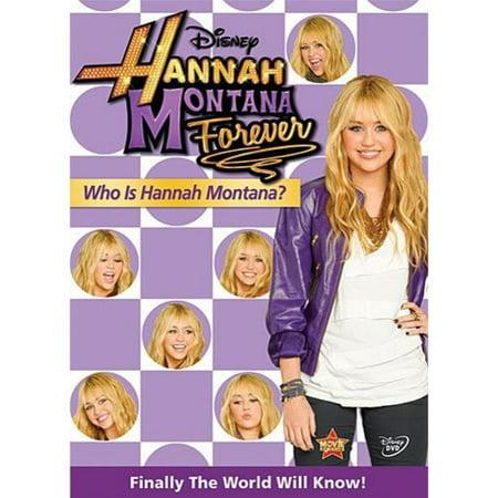 Hannah Montana: Who Is Hannah Montana? (Full Frame) Hannah Montana Purse Handbag