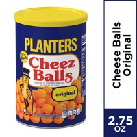 Planters Cheez Balls, 2.75 oz Canister