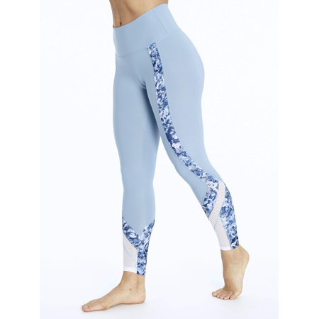 47549e8afbea2 Bally Total Fitness Women's Active Pace Ankle Legging 25