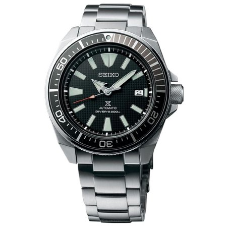 - Prospex Samurai Stainless Steel Automatic Dive Watch 200 m SRPB51