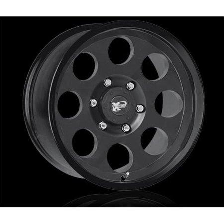 Pro Comp Whl 70696865 Xtreme Alloys Series 69 Wheel, Aluminum - Flat Black