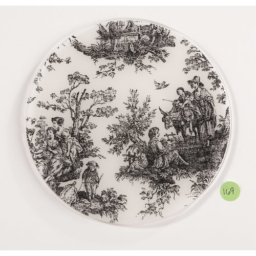 Andreas Silicone Trivets Toile Trivet by