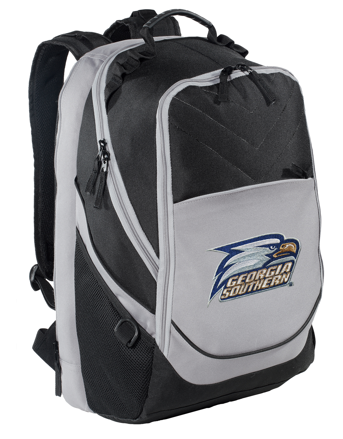 Broad Bay Georgia Southern Laptop Bag Georgia Southern Eagles Computer Bag or Messenger Bag