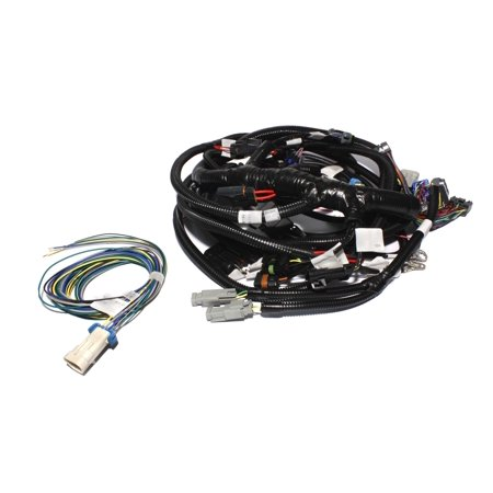 Marvelous Fast Wiring Harness Main Dodge 5 7 Walmart Com Wiring Cloud Rectuggs Outletorg
