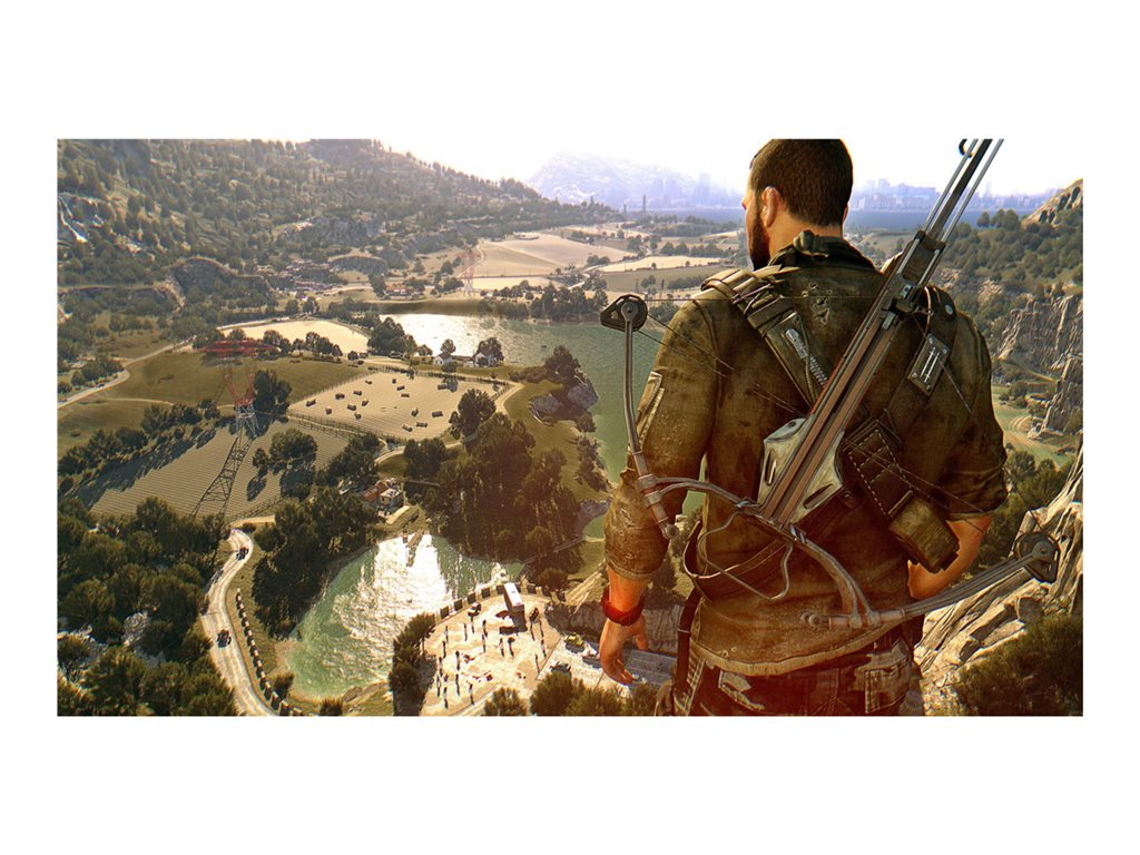 Dying Light Following Extended Edition (Xbox One) by Warner Bros.