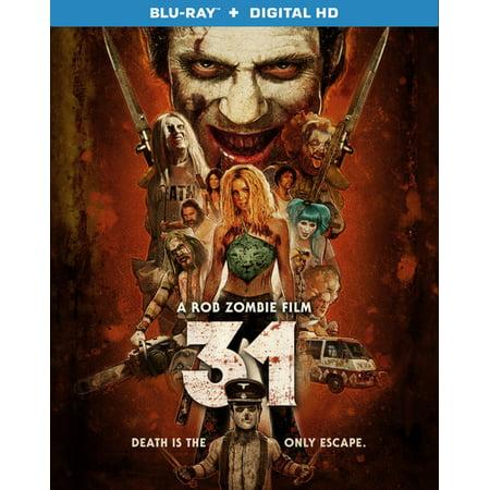 31 (Blu-ray) Malcolm Mcdowell Actor