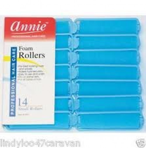Annie Foam Rollers (Color) Size: Small