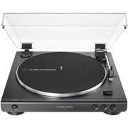 Best Turntables - Audio Technica AT-LP60X-BK Fully Automatic Belt-Drive Stereo Turntable Review