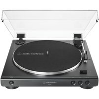 Audio-Technica Fully Automatic Belt-Drive Stereo Turntable - AT-LP60x