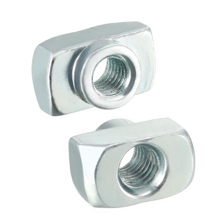 Sliding T Slot Nuts, M5 Female Thread for 4040 Series Aluminum Extrusion Profile 20 Pcs - image 3 de 5