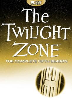 The Twilight Zone: Season 5 (DVD) by Paramount Home Entertainment