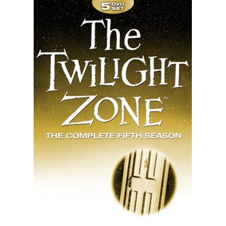 Twilight Zone Pinball - The Twilight Zone: Season 5 (DVD)