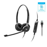 Sennheiser SC 660 USB ML USB PC Headset - Office Headset