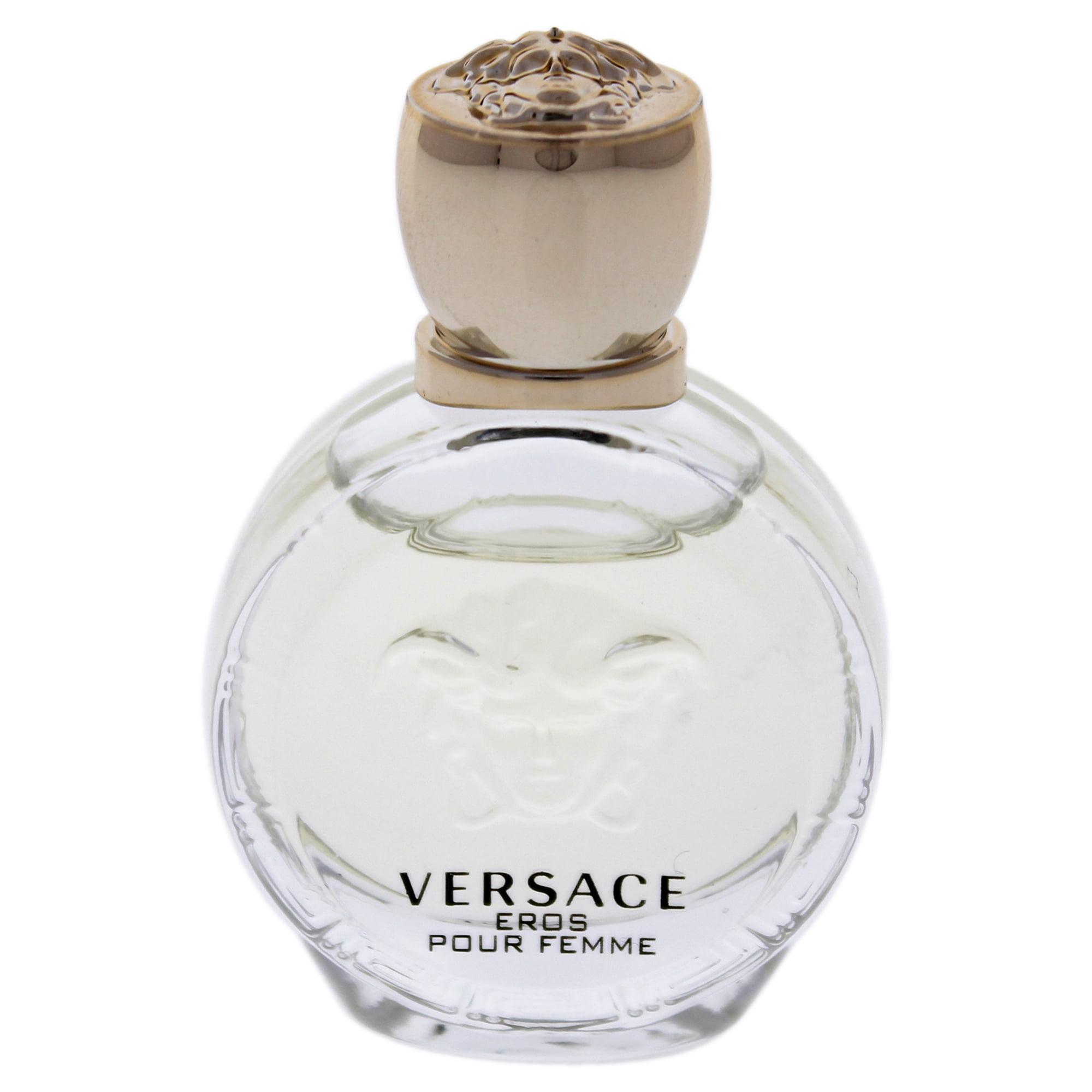 Versace - ($20 Value) Versace Eros Pour Femme Eau De Parfum, Perfume for Women, 0.17 Oz - Walmart.com