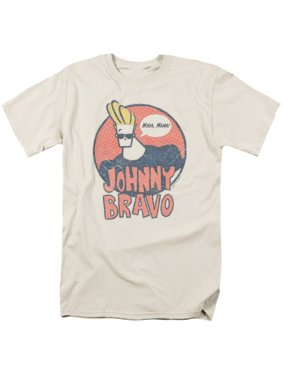 13fed0a09b64c4 Product Image Johnny Bravo Cartoon Network Cartoon TV Series Wants Me Adult  T-Shirt Tee