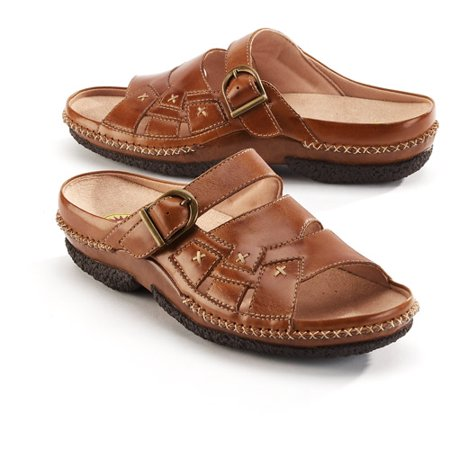 e562c593651f Earth Spirit - Earth Spirit - Women s Chiara Leather Sandals ...