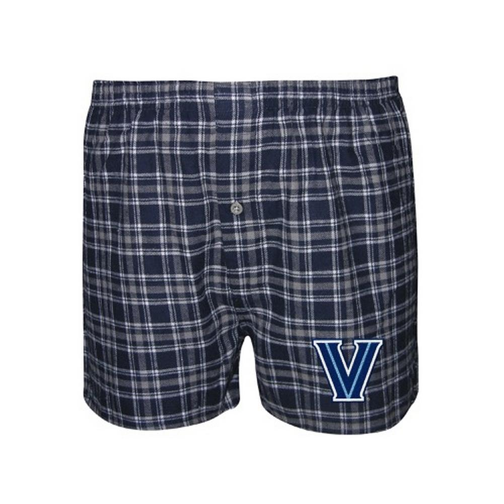 Men's Villanova University Boxer Shorts by Concepts Sport