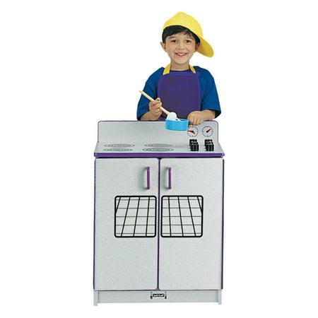 Jonti-Craft Rainbow Accents Kitchen Stove