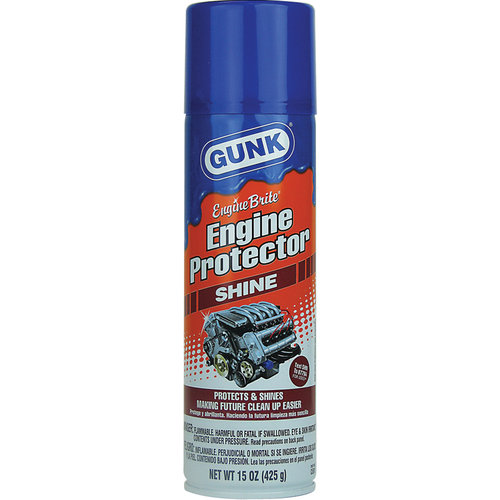 Gunk Engine Brite Engine Protector Shine, 15 oz.