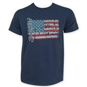 Yuengling 185th American Flag Navy Blue T-Shirt