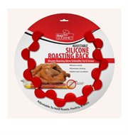 Click here to buy Handy Gourmet Adjustable Silicone Roasting Rack by Jobar.