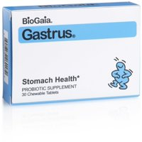 6 Pack - BioGaia Gastrus Chewable Tablets 30 ea