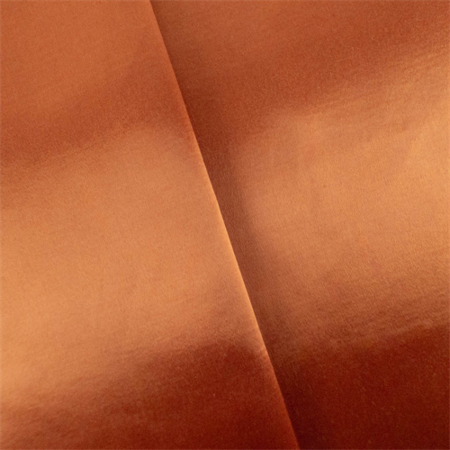 Paprika Orange Va Va Voom Satin Home Decorating Fabric, Fabric By the Yard ()