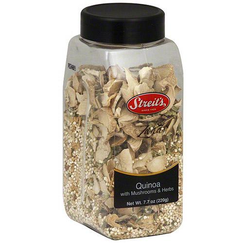 Streit's Quinoa With Mushrooms & Herbs, 7.7 oz (Pack of 12)