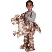 Brown T Rex Dino Rider Toddler Halloween Costume