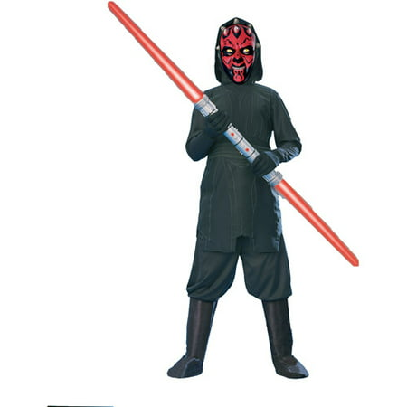 Star Wars Replica Costumes (Star Wars Darth Maul Child Halloween)