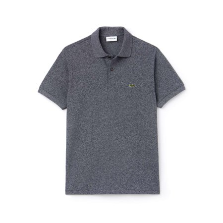2b1bcbea356c Lacoste - Lacoste Men Short Sleeve Classic Chine Fabric Original Fit Polo -  Walmart.com