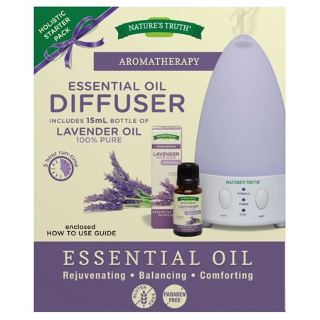 Nature S Truth Essential Oil Diffuser Reviews