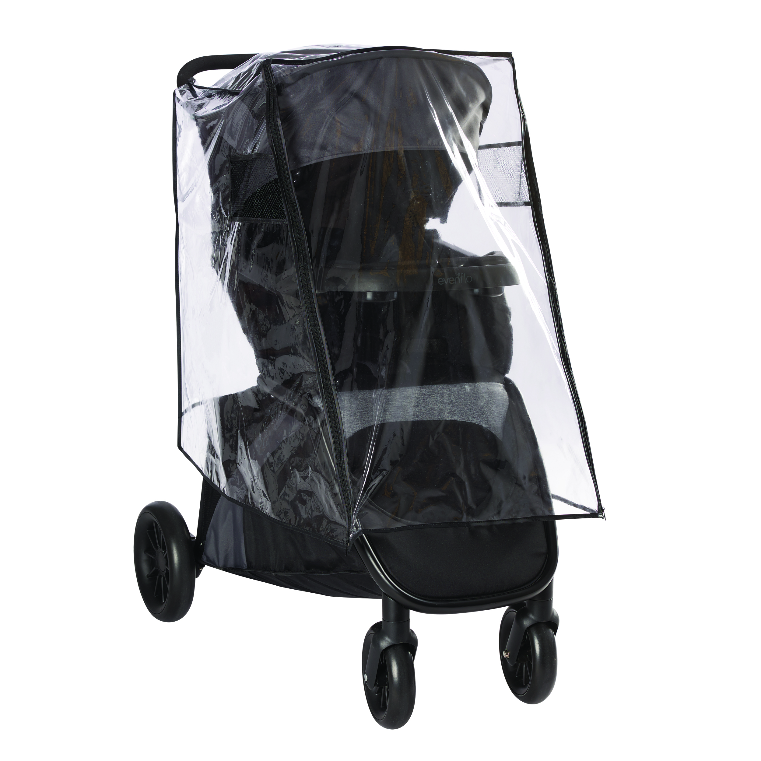 Evenflo Stroller Clear Weather Shield Cover Accessory
