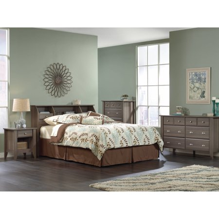 Sauder Shoal Creek Diamond Ash Furniture Collection