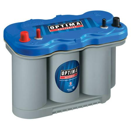 OPTIMA BlueTop Marine Battery, Group 27