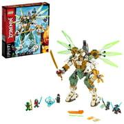 LEGO Ninjago Lloyd's Titan Mech 70676 Ninja Toy build with Minifigures