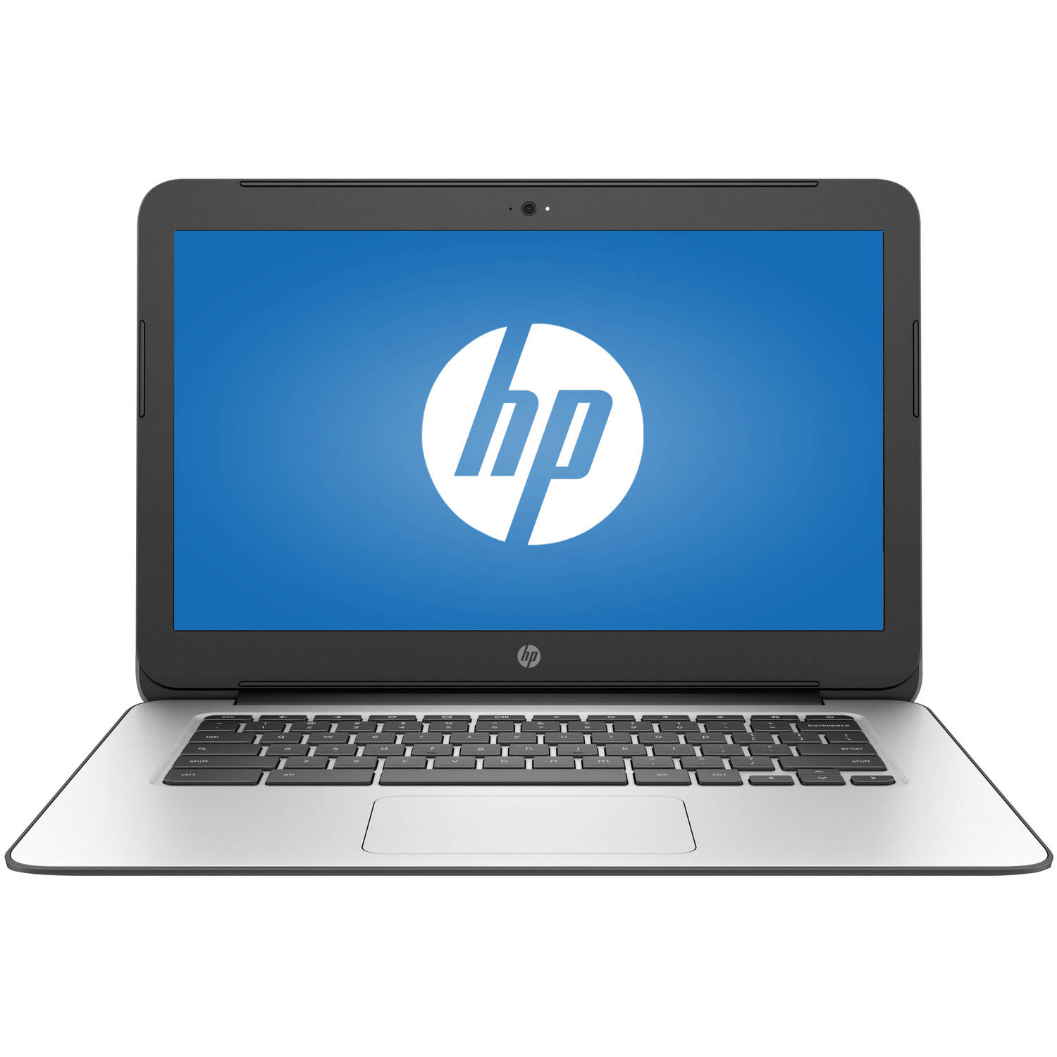"HP SmartBuy Gray 14"" Chromebook PC with Intel Celeron N2840 Processor, 4GB Memory, 16GB eMMC Drive and Chrome"