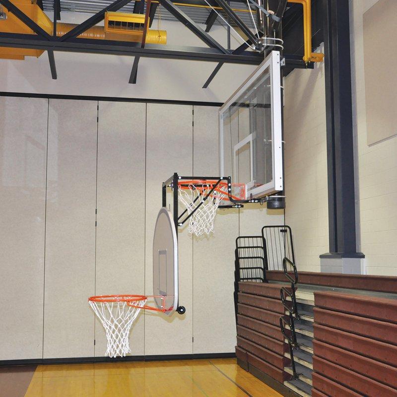 Jaypro New Generation Little Champ Basketball Backboard Adapter Pair