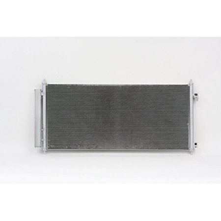 A-C Condenser - Pacific Best Inc For/Fit 3783 09-14 Honda