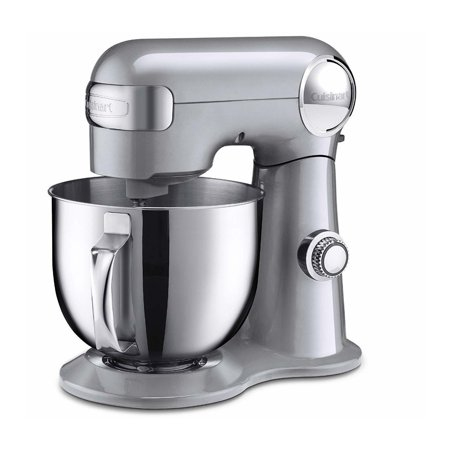 Cuisinart Precision Master 5.5-Quart Stand Mixer (Brushed Chrome)
