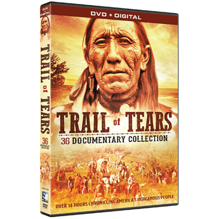 Trail of Tears: 36 Documentary Collection (DVD)