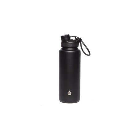 TAL Black 40oz Double Wall Vacuum Insulated Stainless Steel Ranger™ Pro Water Bottle