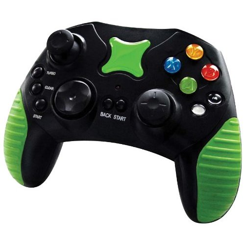 Innovation 66912 Xbox Controller, Green (Xbox)